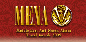 MENA - Middle East & North Africa Travel Awards 2009